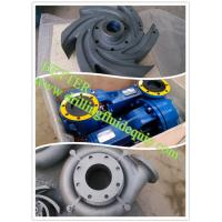 Quality BETTER BT-SB Heavy duty centrifugal sand pump and Pump Parts Hard Iron Casting wholesale