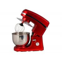 China Pizza Dough Plastic Cake Stand Mixer Stainless Steel Material With Meat Grinder on sale
