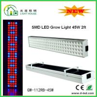 Best DC12v 2 Foots Led Grow Lamps For Indoor Plants , Led Weed Grow Lights 50-60Hz wholesale