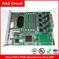 """Best 4 layer FR4 TG150 1oz ENIG 1-2U""""  Industrial PCB for Core switching module Board wholesale"""