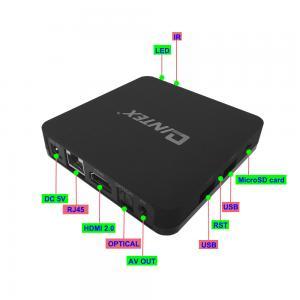 Qintex Amlogic S905 Iptv Box Arabic Turkish Iptv Box 1G+8G WiFi+Ethernet+Bluetooth+USB+SD Internet TV Box Indian Channel
