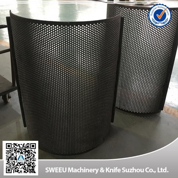 Cheap High Quality China Granulator Screens for Plastics for sale