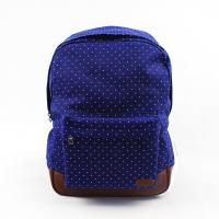 Best Starry Sky Style Soft Custom Canvas Backpacks Waterproof Lightweight For Teenagers wholesale