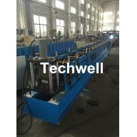 Best Storage Rack Box Beam Roll Forming Machines for 1.5-2.0MM Galvanized Coil or Carbon Steel Material wholesale