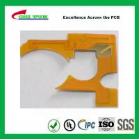Best IPC Standard Flexible PCB Thickness 1mil with Plaing Gold PI Material wholesale