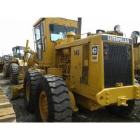 Quality 1996 Year Used Caterpillar Motor Grader / CAT 14g Motor Grader180hp wholesale