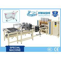 Buy cheap Carbon Steel Barbecue Wire Mesh Gantry Welding Machine Two Phase 380V 1 Year from wholesalers