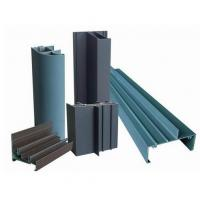 Best Powder Painted Profile Aluminum Extrusions 6063-T5 / 6060-T5 For Construction wholesale