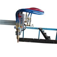 Cheap Portable Type Plasma Flame Cutting Machine with 1500*2500mm Working Area for sale