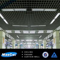 Best Hot selling open grid suspended ceiling tile/ open cell ceiling wholesale