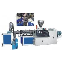 Best TSK75 PE PP Caco3 Parallel twin screw extruder hot cutting pelletizing line wholesale