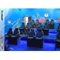Cheap Ocean Park 30 Motion Chairs XD Theatre With Cinema System Entertainment for sale