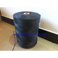Best Low Shrinkage Polypropylene Cable Filler Material High Tenacity 1.5mm - 9mm Diameter wholesale
