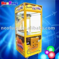 China Mini Chocolate crane machine on sale