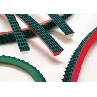 Buy cheap Abrasion Resistant polyurethane with top PVC , PU round belt from wholesalers