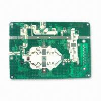 Best High Frequency Double-sided PCB with Minimum Diameter of 0.35mm wholesale