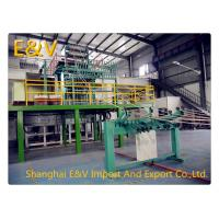 Quality 5000mt Long Bright Copper Wire Continuous Casting Machine With Air Clamping wholesale