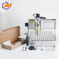 Best 3040 small cnc wood design router mini wood carving milling cutting machine for sale wholesale