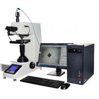 Best Accurate Hardness Testing Machine , Fully Automatic Vickers Hardness Tester wholesale