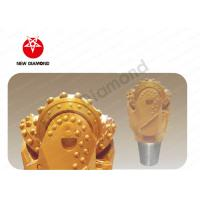 """Best Hard And Abrasive Tricone Drill Bit 6 3/4"""" With Polishing Surface Treatment wholesale"""