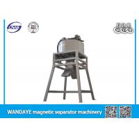 Best Multi Magnetic Pole Dry Magnetic Ore Separator For Drought / Water Shortage Area wholesale
