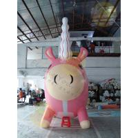 Best Attractive Large Inflatable Unicorn , Customized Durable Unicorn Balloon wholesale