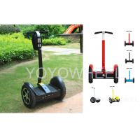 Best high speed self balance tech Segway Electric Scooter , Motorized two wheeled segway wholesale