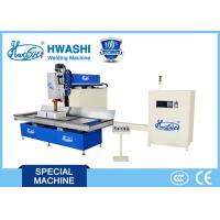 Quality CNC Automatic Rolling Seam  Welding Machine for Stainless Steel Sink Bowl wholesale