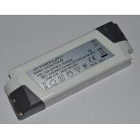 Best 24W 500Ma / 600Ma 24V DC Constant Current Led Driver EN 61547 CE ROHS wholesale