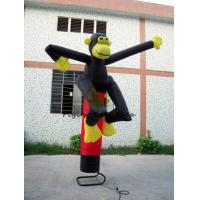 Best Custom Inflatable Air Dancer / Sky Dancer Inflatable Monkey Shaped Of Promotion wholesale