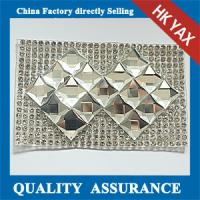 Best china supplier rhinestone wholesale patch,hot fix rhinestone patch,wholesale rhinestone patch for garment wholesale