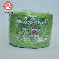 Best Split Film 7500D Tomato Tying Twine Raw White For Agriculture Packing wholesale