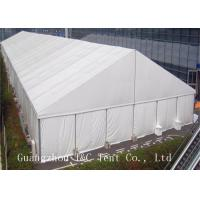 Best Marquee Outdoor Storage Tent Easy Maintenance For All Ground Situation wholesale