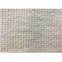 Best Plain Weave Industrial Felt Fabric Endless Seam For Fiber Cement Machine wholesale