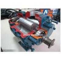 Cheap High Air Capacity Roots Rotary Lobe Blower 125 Mm Bore For Drying Systems wholesale