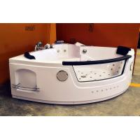 Best Mini Jacuzzi Freestanding Tub Whirlpool Air Tub With 2 Pcs Pillow 1400 * 1400mm wholesale