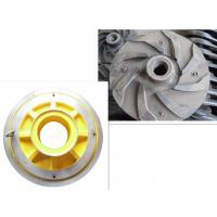 Best High Chrome Casting Sand Slurry Pump Impeller Centrifugal For Industrial wholesale