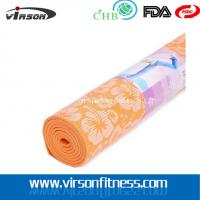 Details of solid color printed yoga mats -china wholesale ...