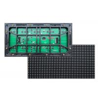 Best Stadium Sport Live Full Color Led Display , LED Scoreboard Display Wide Viewing Angle wholesale