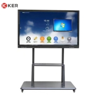 Best 3840*2160 Touch Screen All In One 75'' Electronic Interactive Whiteboard wholesale