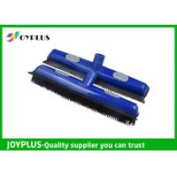 Best JOYPLUS Long Handled Floor Squeegee For Cleaning floor Rubber / TPR Material wholesale