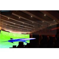 Best Flat screen 4D movie theater , curved screen , special effect wholesale