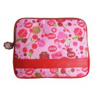 Best Tablet 10.1 Inch Laptop Sleeve Bag 600D Polyester PU Fleece Lining Interior wholesale