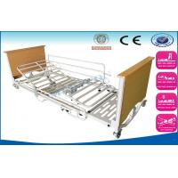 Best Hospital Electric Nursing Beds With Full Length Side Rails , Five Function wholesale