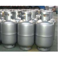 Best 6KG 14.4L Capacity Air Gas Cylinder / Gas Cylinder Containers 310 Mm Total Height wholesale