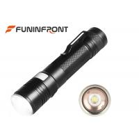 Best Zoom USB Rechargeable LED Flashlight Pocket Light with 5 Light Modes wholesale