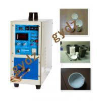 Best 15KW High Frequency Induction Heating Machine  as Induction Furnace Melting jewelry wholesale