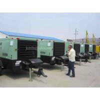 Best Sullair Portable Rotary Air Screw Compressor, Diesel Air Compressors wholesale