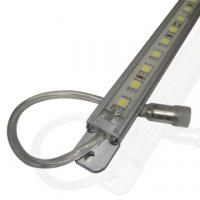 Best 9W / 18W 0.5M / 1.0M Bright Dustproof Warm White SMD 120°View Angle Rigid Led Light Bars wholesale