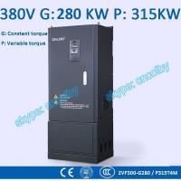 250kw 280kw Low Voltage frequency converter motor pump 50Hz/60Hz AC drive CNC Variable-Frequency Drive VFD AC-DC-AC